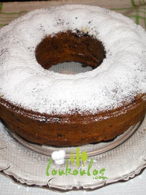 Κέικ καρότου