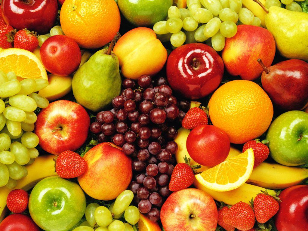 Διάφορα φρούτα