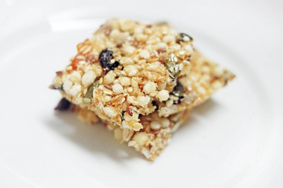 Ιδέες για υγιεινές, σπιτικές μπάρες δημητριακών